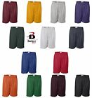 "Badger Sport YOUTH Size S-L NEW 6"" Pro Mesh Basketball Soccer Gym Shorts 2207"