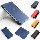 New Luxury Flip Leather Case Cover For Sony Xperia Z C6603 L36h+Screen Protector