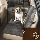 Pawprint full Bench CAR truck SUV VAN universal fit Seat Cover Pet DOG choices