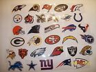 (1) NFL Logo Sticker Football Vending all teams available (YOU PICK ONE!) on eBay