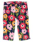 GYMBOREE BLOOMING NAUTICAL POPPY FLOWER CAPRI  PANTS 3 4 5 6 7 8 10 12 NWT
