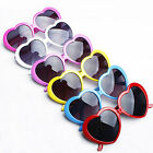 Retro Summer Cute Glasses Women Girl Love Heart Shape Sunglasses Stylish #8529