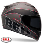 Bell RS-1 Emblem Full Face Motorcycle Helmet Matte Black