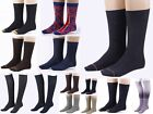1 Pair Mens Thermal Socks Cushion Sole One Size Toe Sports Work Hike Style Pick