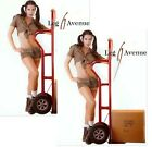 Delivery Girl Courier Uniform LA-8565 Sexy Women Costume Dress Party Leg Avenue