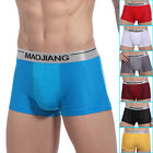 New Mens Smooth Breathe Hole Underwear Boxers Briefs Trunks Shorts Bottoms Sales