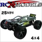 Fast Electric RC Buggy Off Road Truggy 1/18 Radio Remote Controlled Car 4x4 4WD