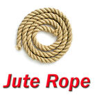 Jute Rope Twisted Sash Pulley Hamp Twine For Boats Decking Merine Cord Sash Line