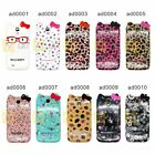 Brand New Hello Kitty TPU Case Cover Skin for Samsung Galaxy S4 i9500 10 styles