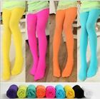 kids candy colour velvet Flexible pantyhose 017 dancing socks bottoming Leggings