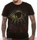 System Of  A Down Eyebright T Shirt OFFICIAL   S M L XL