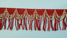 1 Metre 70 mm Bullion Tassel Trim Upholstery Cushion Curtains Lampshades  Blinds