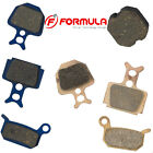 Aztec Formula Mountain Bike Replacement Bicycle Disk Brake Pads Various Models