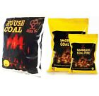 Smokeless or House Coal Open Fire Stove Winter Multi Fuel Fireplace 10 - 30kg