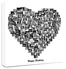 Photo Collage Canvas Personalise great gift