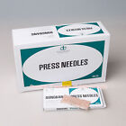 DongBang Ear Acupuncture Disposable Press Needles 1000pcs , 0.18x1.5mm
