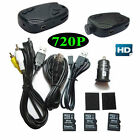 HD 720P HQ30 Mini Spy Key Chain Camera Cam 120°Lens DVR Video Camcorder AV-Out