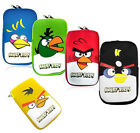 Angry Birds 7 inch soft protective cover sleeve zipped tablet PC case neoprene
