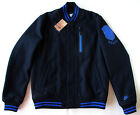 New $350 Nike Swoosh Wool Jacket Letterman Worldcup Brazil M L