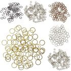 Wholesale 300pcs/2000pcs Silver/Golden Open Jump ring  Jewelry End Findings