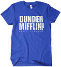 DUNDER MIFFLIN TSHIRT Funny Humor THE OFFICE TEE Paper COMPANY Dwight Humorous