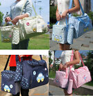 U pick Baby Diaper Nappy Bag 4 Pcs 4Colors