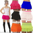 neon TUTU SKIRT WALLY  80's FANCY DRESS