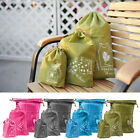 Women Travel Organizer Pouch Bag Luggage Inner Laundry Bags 3 different Size New