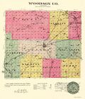 WOODSON COUNTY KANSAS (KS) BY L.H. EVERTS 1887