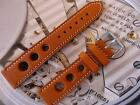 THICK LEATHER REPLACEMENT STRAP BAND WATCHBAND TO FIT SINN DIVE WATCH