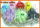 100pcs Cell Phone Strap Cords Lariat Link Lanyards with Lobster Clasps 7 colours