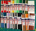Boiltex Wash 'N Wear Seam Binding Mostly Vintage NIP Many Color Options
