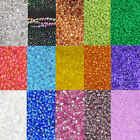 11/0 Seed Beads Various colours 30g/100g/500g & 30g Bead Mix's