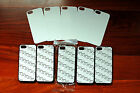 10  Wholesale iPhone 4/4S iphone 5/5S Cases  Blank Sublimation  Black/ White