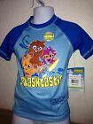 Moshi Monsters Splashtastic Boys Protective Swim Top UPF 50+ MSRP $24