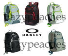 OAKLEY Sunglasses WORKS BACKPACK 20L SCHOOL Pack GOLF SPORT GYM MX TRAVEL Bag