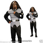 C464 Star Trek Next Generation Klingon Deluxe Adult Costume on eBay