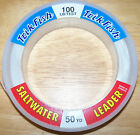TRIPLE FISH LEADER LINE 60 YARD SPOOL - CLEAR