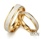 Yellow Gold Filled Anniversary Wedding Rings MK093USA1