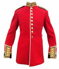 GRENADIER GUARDS OFFICERS TUNICS - Red Ceremonial Tunic - Used -British Army