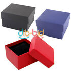 Present Gift Boxes Case For Bangle Jewelry Ring Earrings Wrist Watch Box DBUS