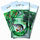 10 WIRE TRACE LEADER Stainless Steel Coated Pike Fishing Lure Spinner 13-33lb