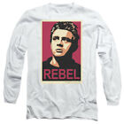 James Dean Icon Movie Actor Rebel Campaign Adult Long Sleeve T-Shirt Tee