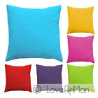 """18"""" Scatter Cushions Filled with Pads Outdoor Water Resistant Garden Floor Seat"""