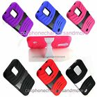 For Samsung Galaxy S5 SV Heavy Duty Hard Case Shockproof Hybrid Cover Kickstand