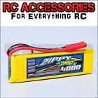4000mAh 7.4v LiPo  Battery 2S Cell RC Car Helicopter 25C 35C deans XT60  HXT4mm