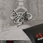 Echt Elf Ring Sterling Silver 925  Sizes R, P,