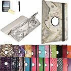 Rotating Leather Case Cover Stand Samsung Galaxy Tab 3 10.1 P5200 P5210 P P5220