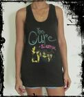**The Cure Unisex Vest** Singlet Tank-Top T-Shirt Sizes S M L XL