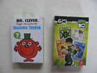 Card Games Various Ben 10 Mr. Clever Party Family Fun Multiple Players Travel